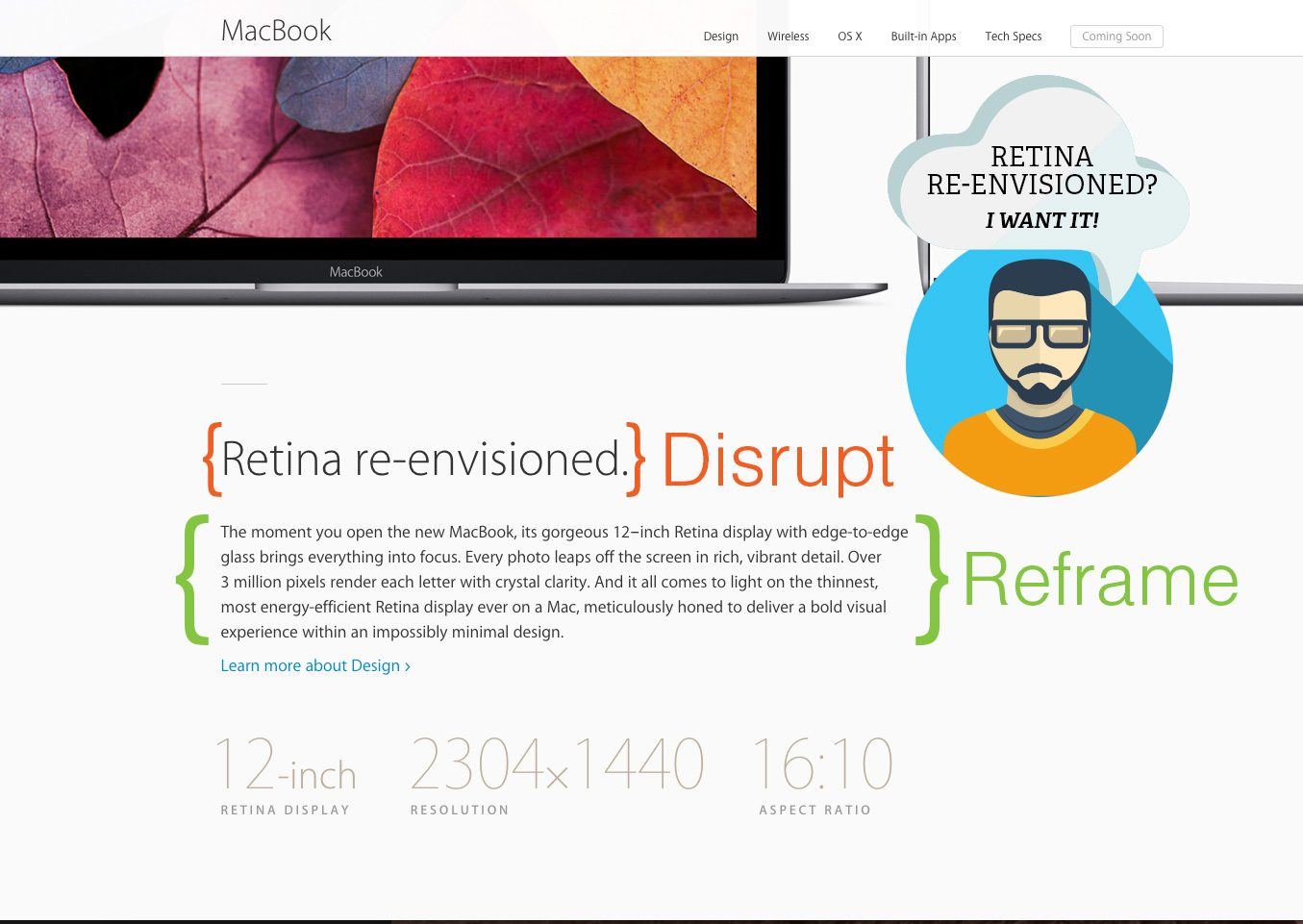 Apple-Disrupt-Reframe