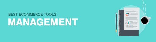 ecommerce management tools