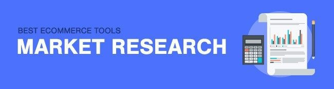 Market research tools