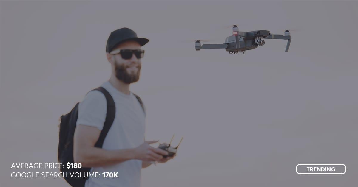 Vendi droni online