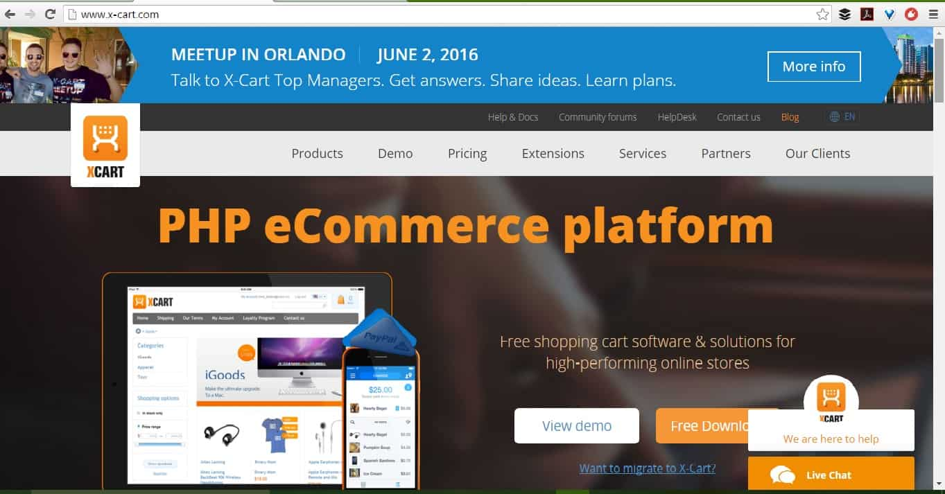 19 Top Open Source + Free Ecommerce Platforms for 2020