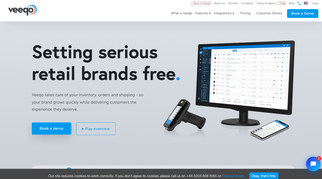 Helping Omnichannel Dealers Sell & Deliver Everywhere _ Veeqo