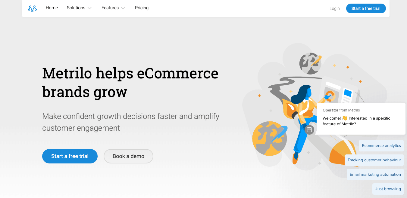 35+ Best Ecommerce Tools For Emerging Startups [2018]