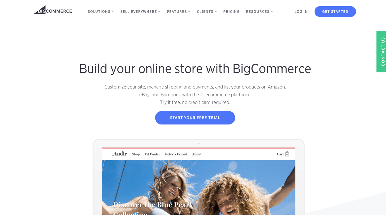 Top 10 Absolute Best Shopify Alternatives Compared - 2019