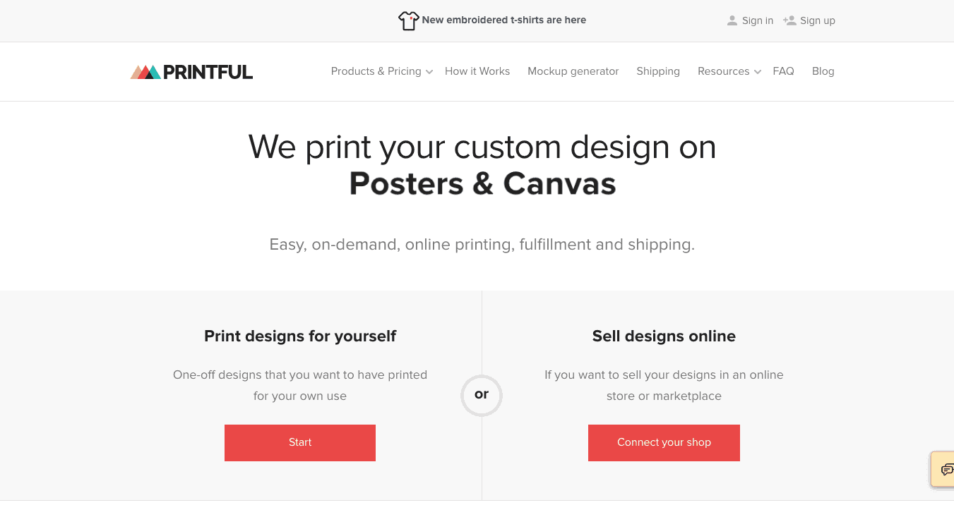 27 Amazing Print On Demand Products & Sites For 2019
