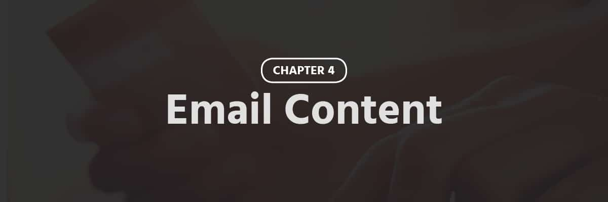 Content For Emails