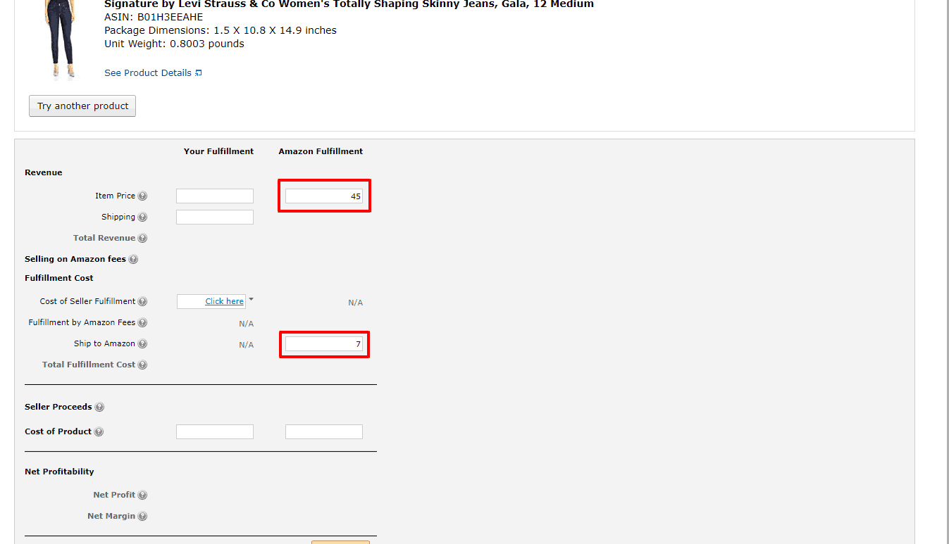 FREE Break Even Point Calculator for Selling Products Online (2019)