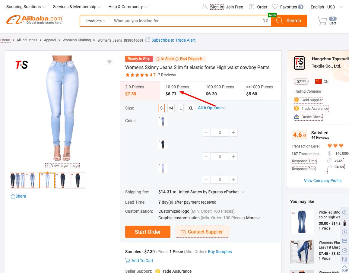 Womens Skinny Jeans Slim Fit Elastic Force High Waist Cowboy Pants - Buy High Waist Cowboy Pants,Skinny Jeans,Slim Fit Elastic Force Jeans Product on Alibaba.com