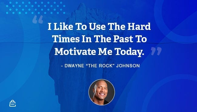 Quote 2 The Rock Hard Times