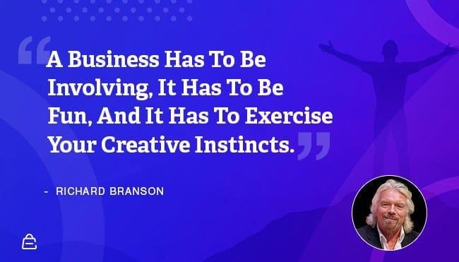 Quote 25 Richard Branson