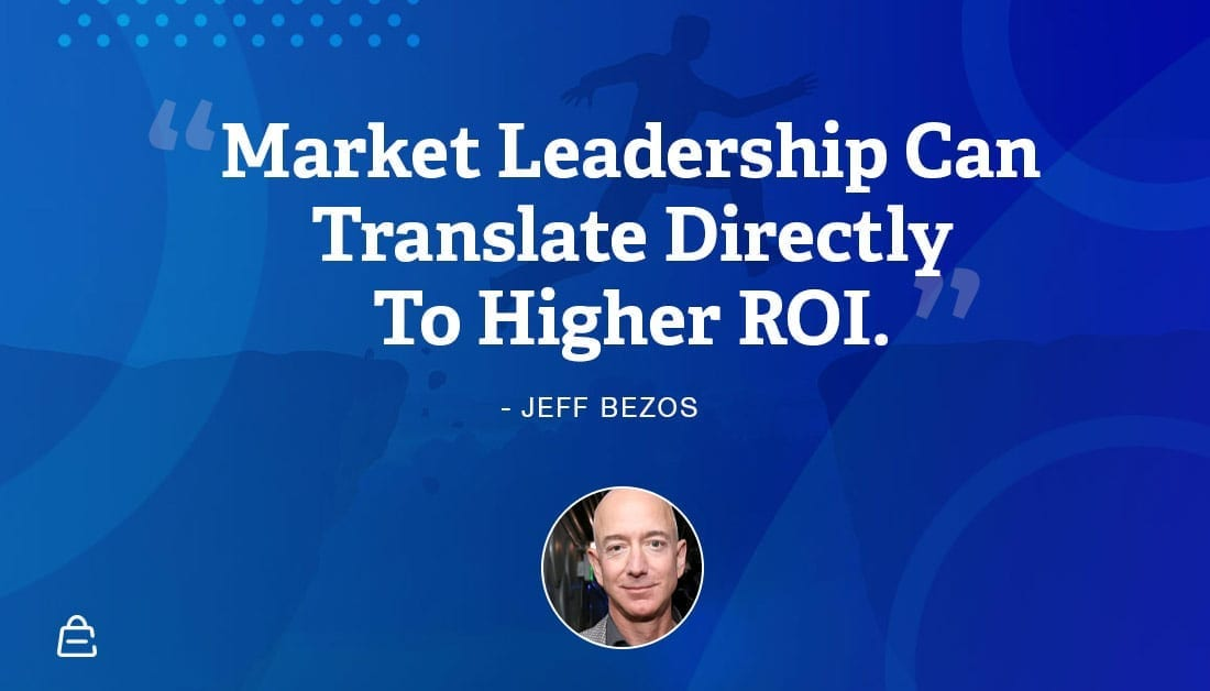 Quote 28 Jeff Bezos Higher Roi