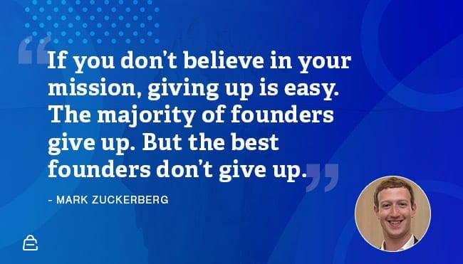 Quote 32 Zuck Give Up