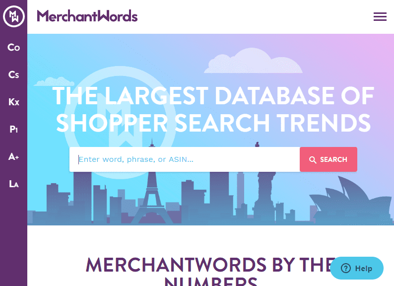 MerchantWords The Largest Database of Shopper Search Trends