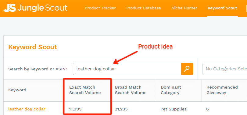 Use An Amazon Keyword Research Tool