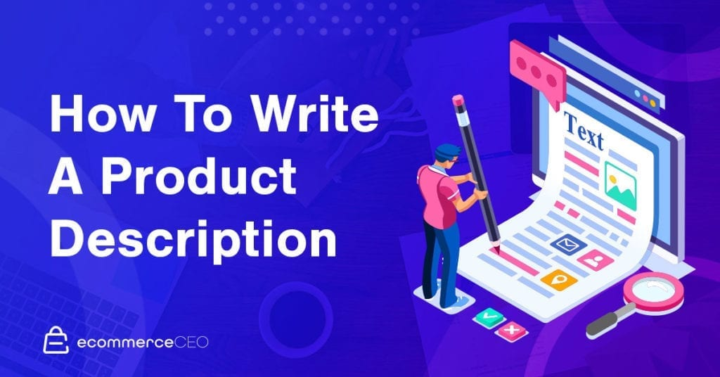 How To Write A Product Description