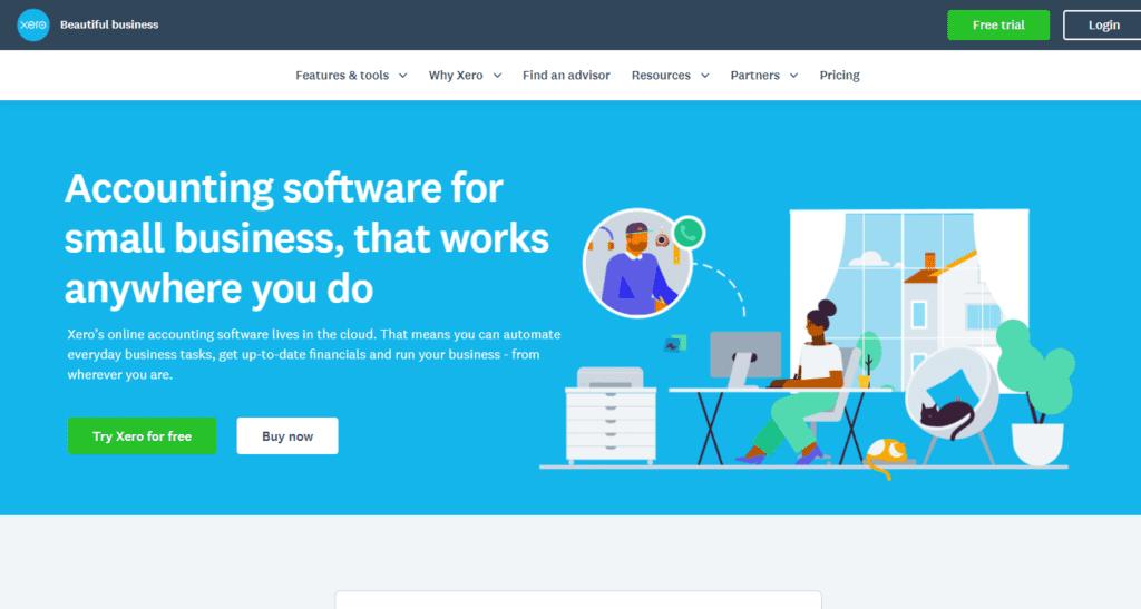 Accounting Software Do Beautiful Business Xero Us