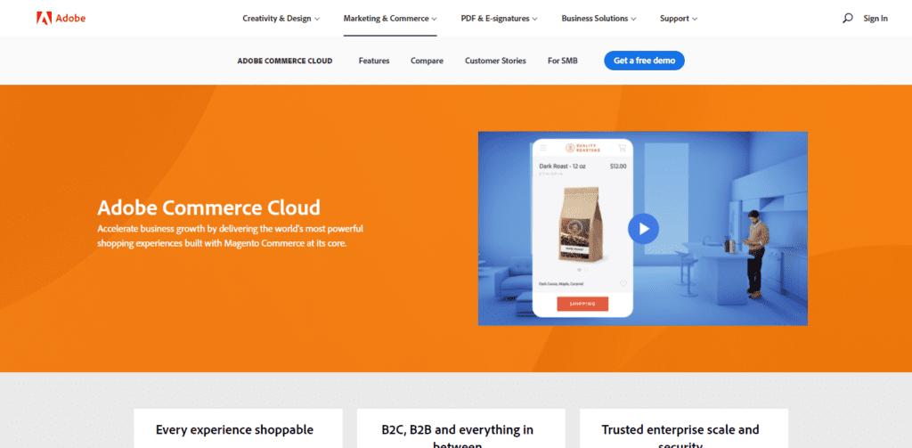 Enterprise Software For Ecommerce Magento Commerce
