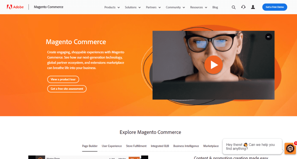 Ecommerce Platforms Best Ecommerce Software For Selling Online Magento