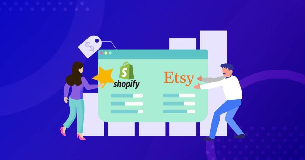Shopify vs Etsy