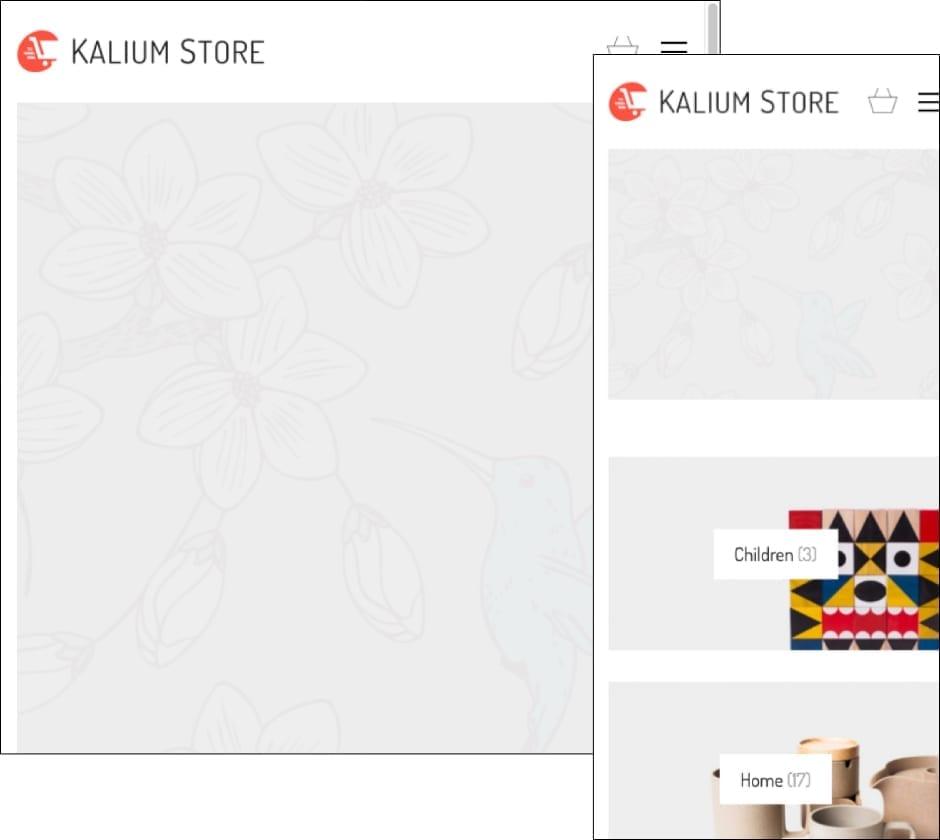 Kalium Theme