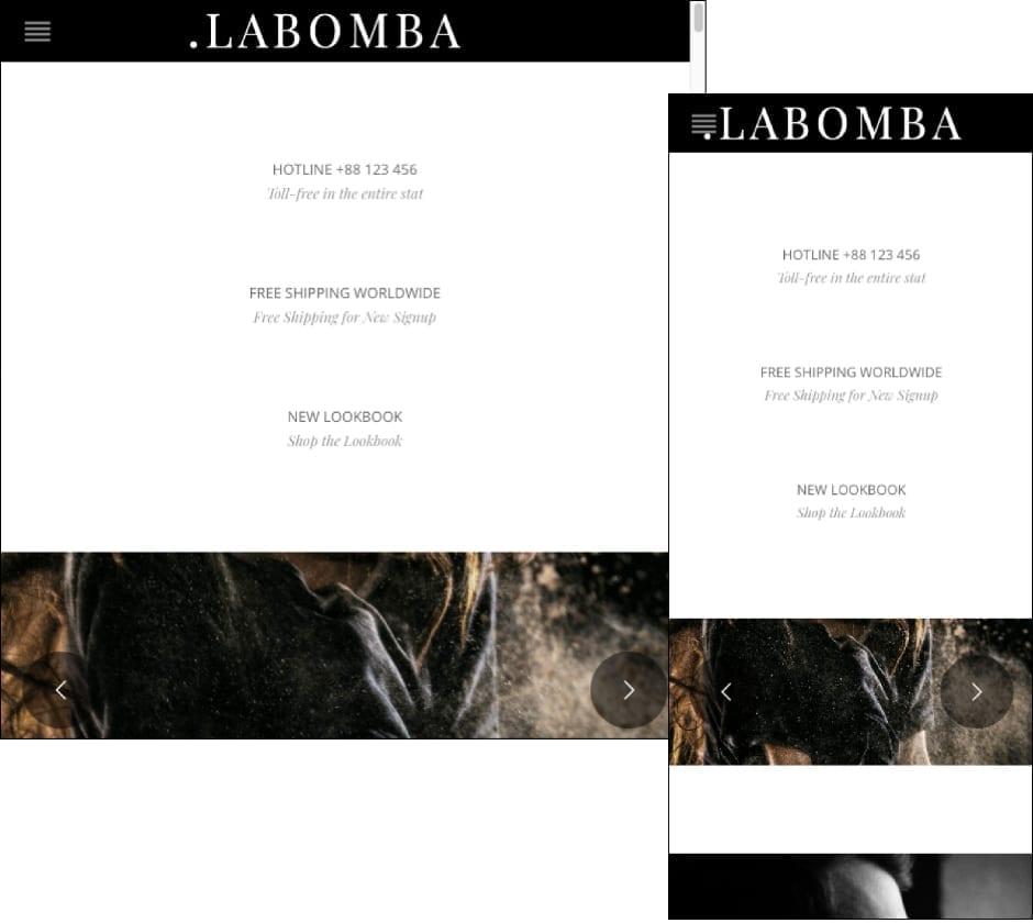 LaBomba Theme