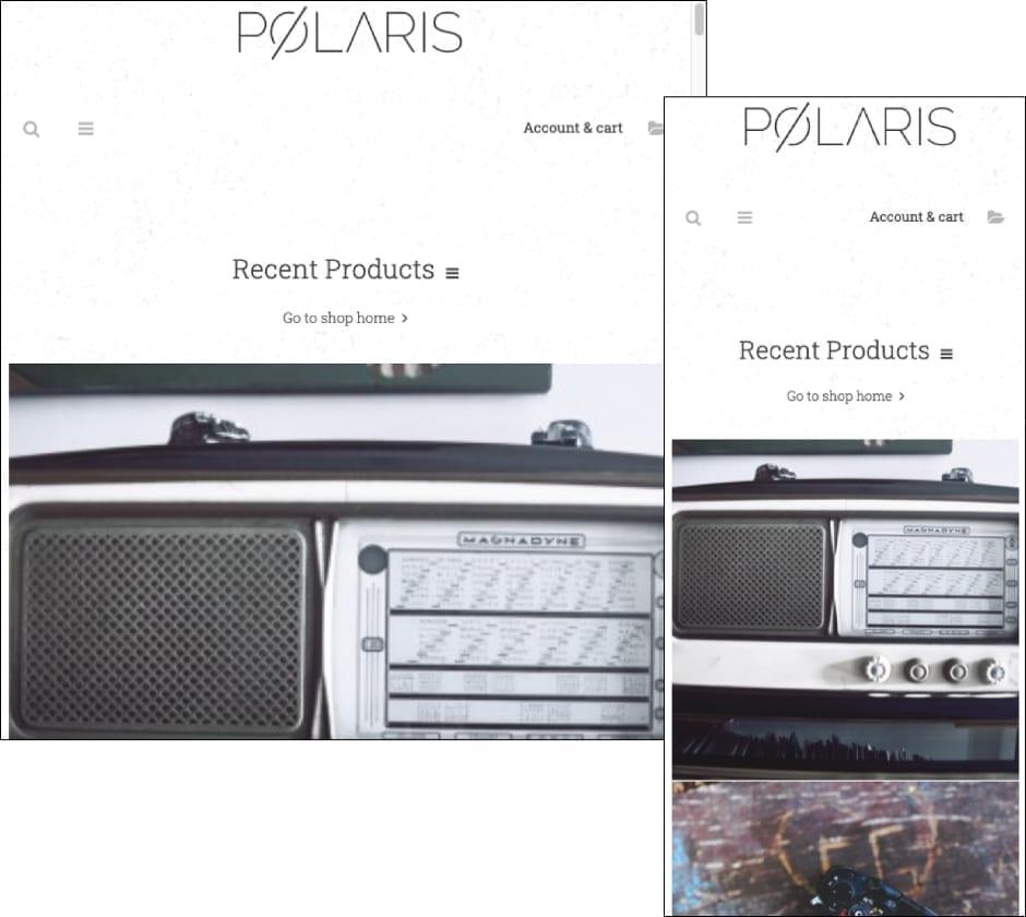 Polaris Theme