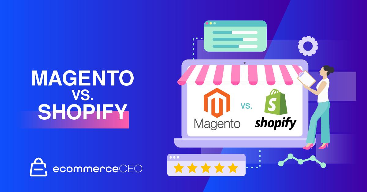 Magento vs Shopify
