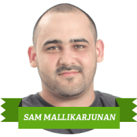 Sam Mallikarjunan Headshot